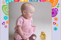 Swadley Studio Easter card