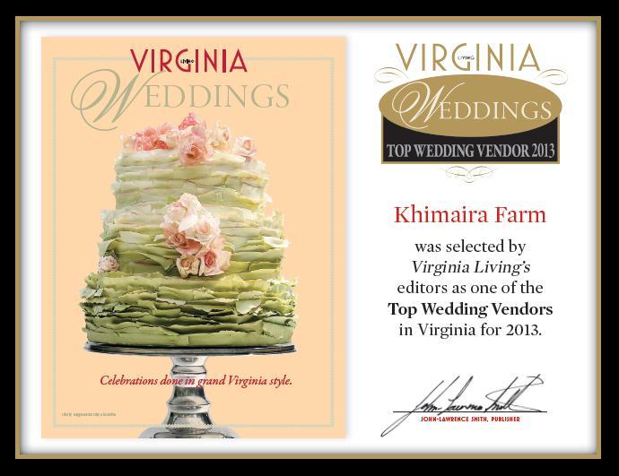Khimaira Farm Wedding Photographer Luray Virginia