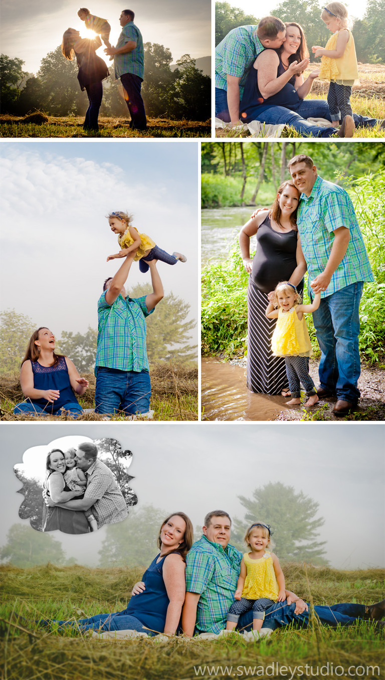 maternity portraits newborns martinsburg wv photographer Swadley Studio
