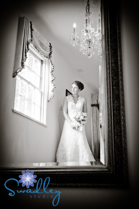 Bright Box Theater Wedding Swadley Studio winchester va photographers