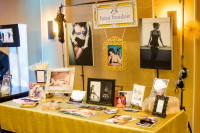 BRIDAL SHOW BOOTH BY Boudoir photographers west virginia, dc, md, pa