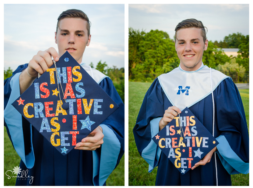 millbrook high school senior portrait photographer