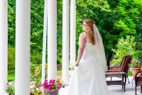 Boydville, the Inn at Martinsburg WV Wedding and Bridal Portrait Photographers