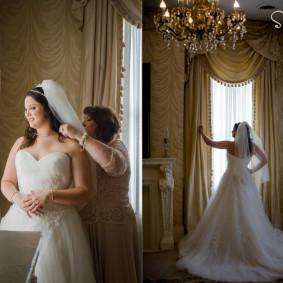 Historic McFarland House Martingsburg WV Wedding Photographers