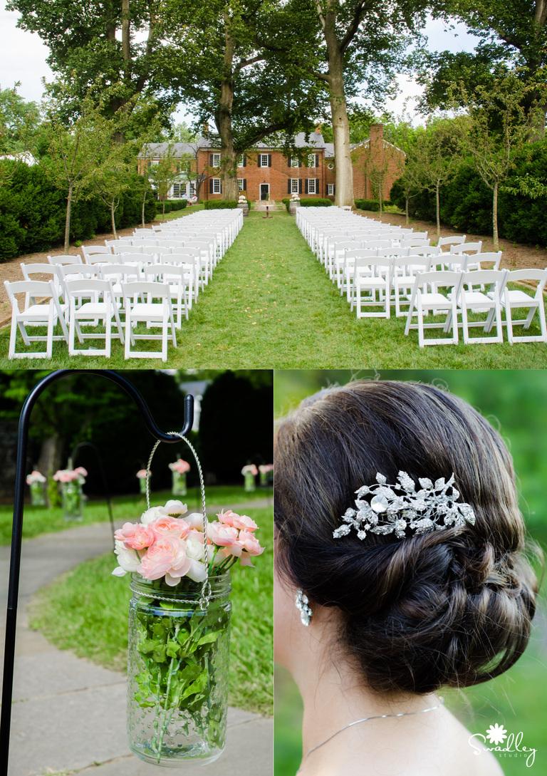 Winchester VA wedding photographers swadley studio 7