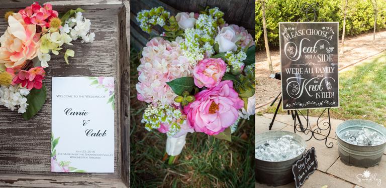 Winchester VA wedding photographers swadley studio 8