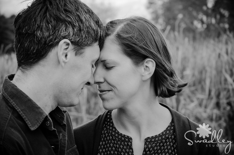 Virginia Engagement Photography session in fields, farm, barn and outdoor