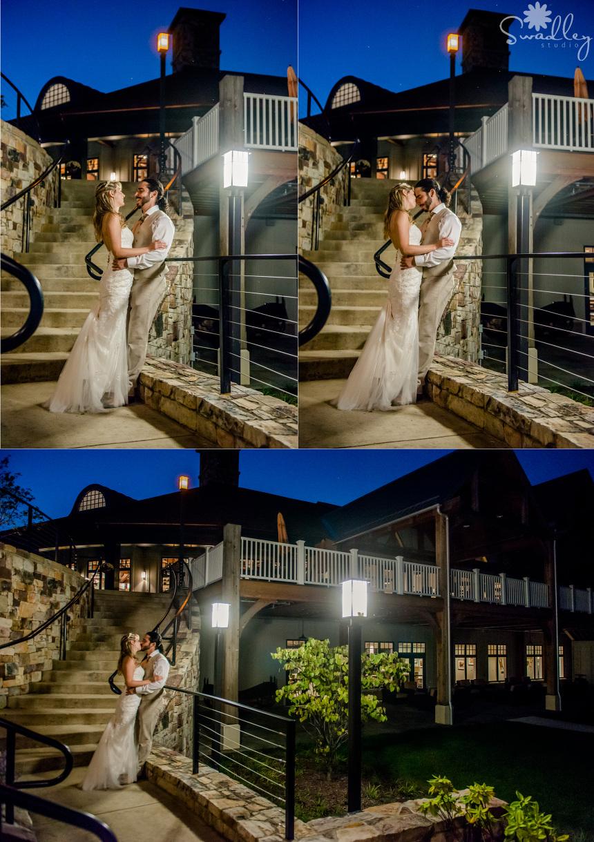 outdoor wedding venue front royal winchester va lake frederick shenandoah
