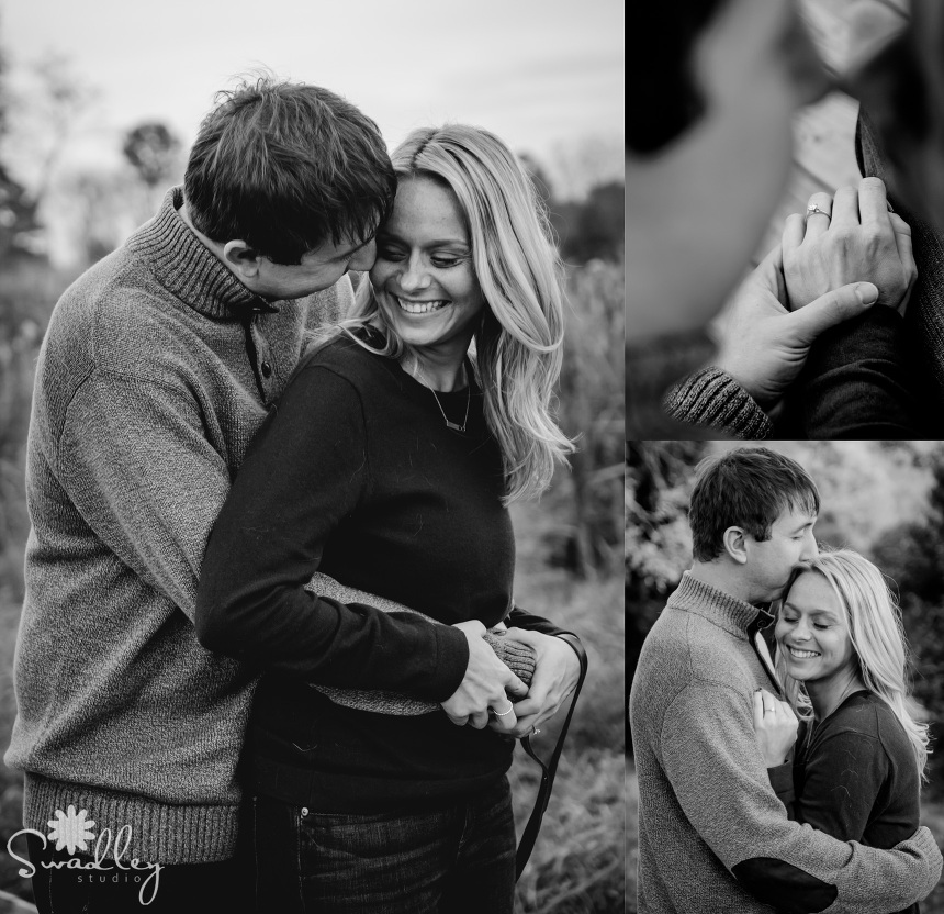 romantic engagement wedding photographer 2