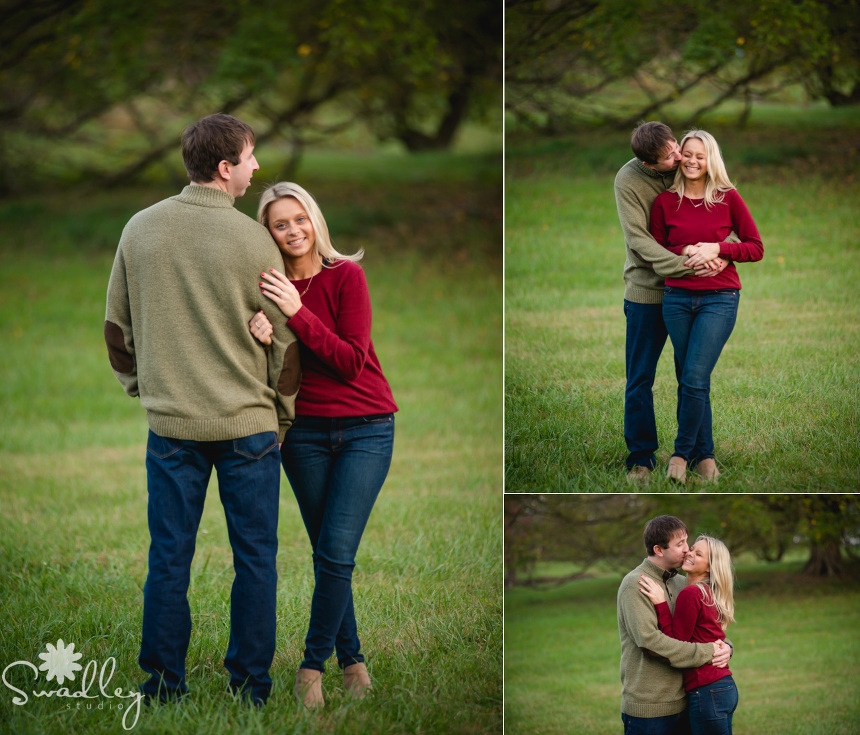 swadley studio romantic engagement wedding photographer 2