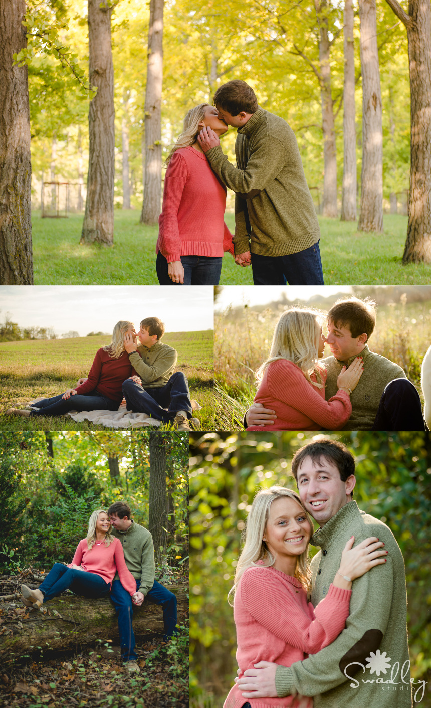museum shenandoah valley romantic engagement wedding photographer 2