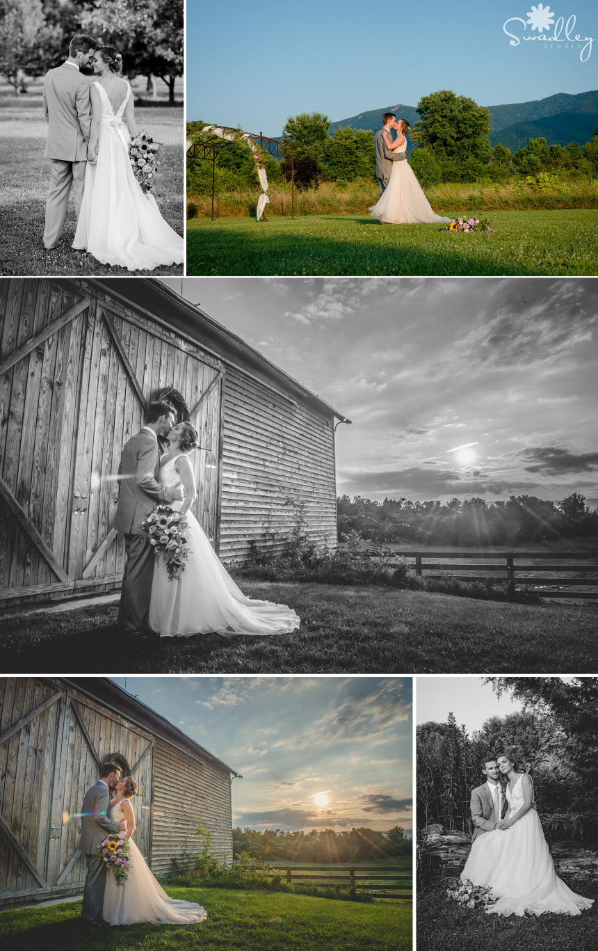 khimaira farm wedding luray va photographers barn venue