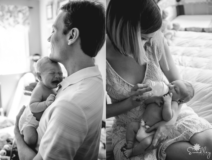 northern virginia fairfax va newborn photographer