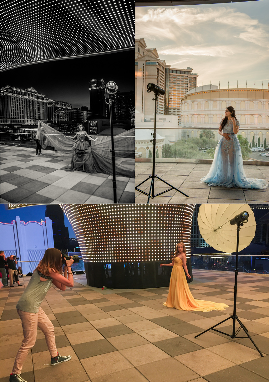 las vegas photographer education