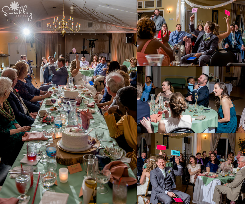 front royal wedding venue photographers swadley studio bowling green country club