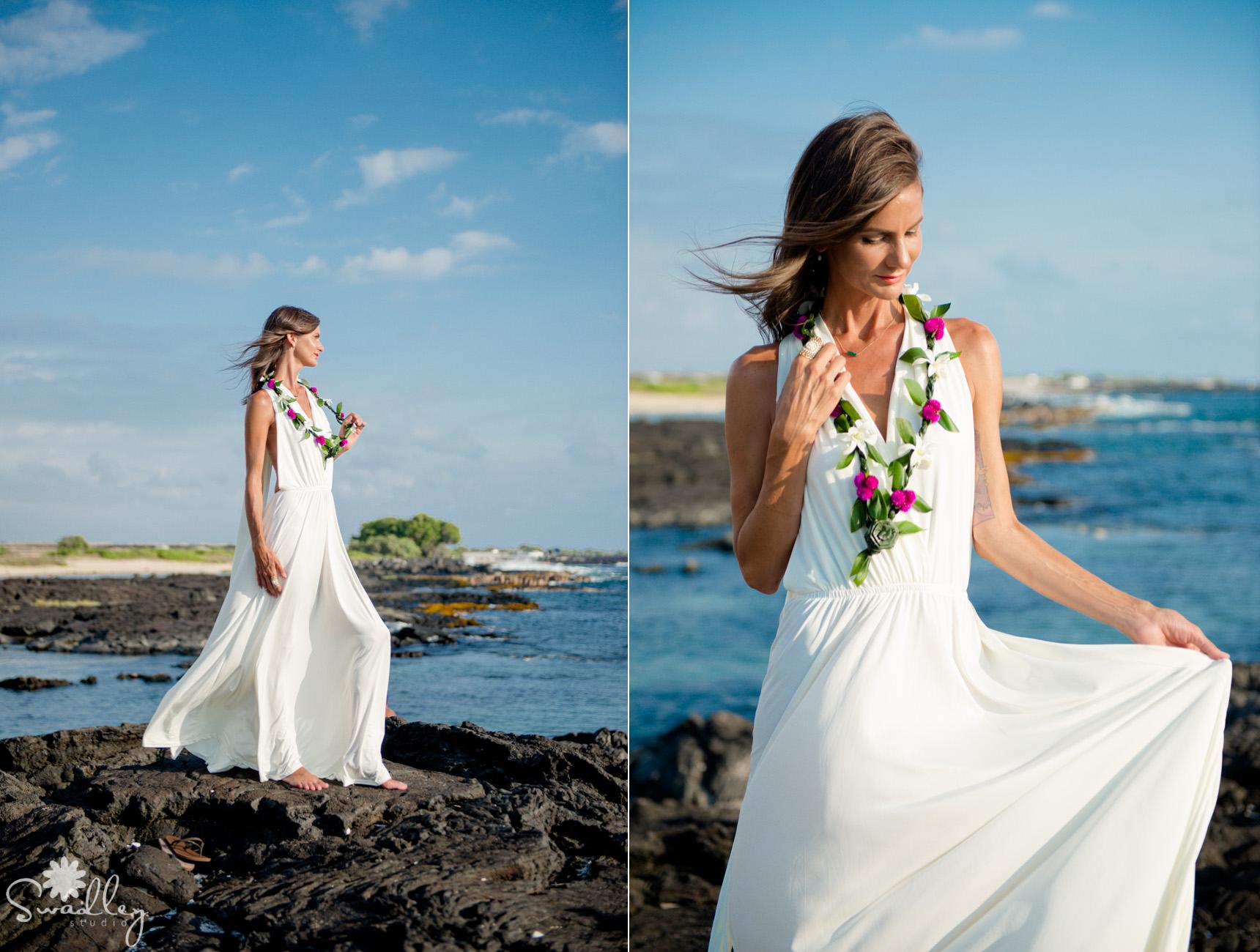 big island hawaii wedding photography bridal portrait