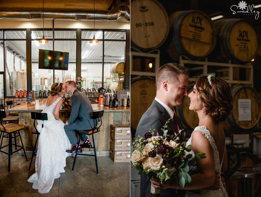 bold rock cidery wedding photographer wintergreen virginia