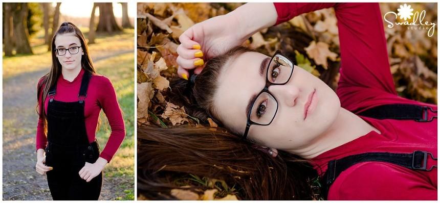 sherando senior portraits